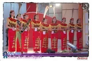 Kayanya budaya indonesia dengan ragam tarian daerah