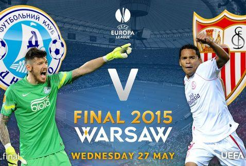 Tebak Skor UEFA Europa League FINAL FC Dnipro Dnipropetrovsk vs FC Sevilla