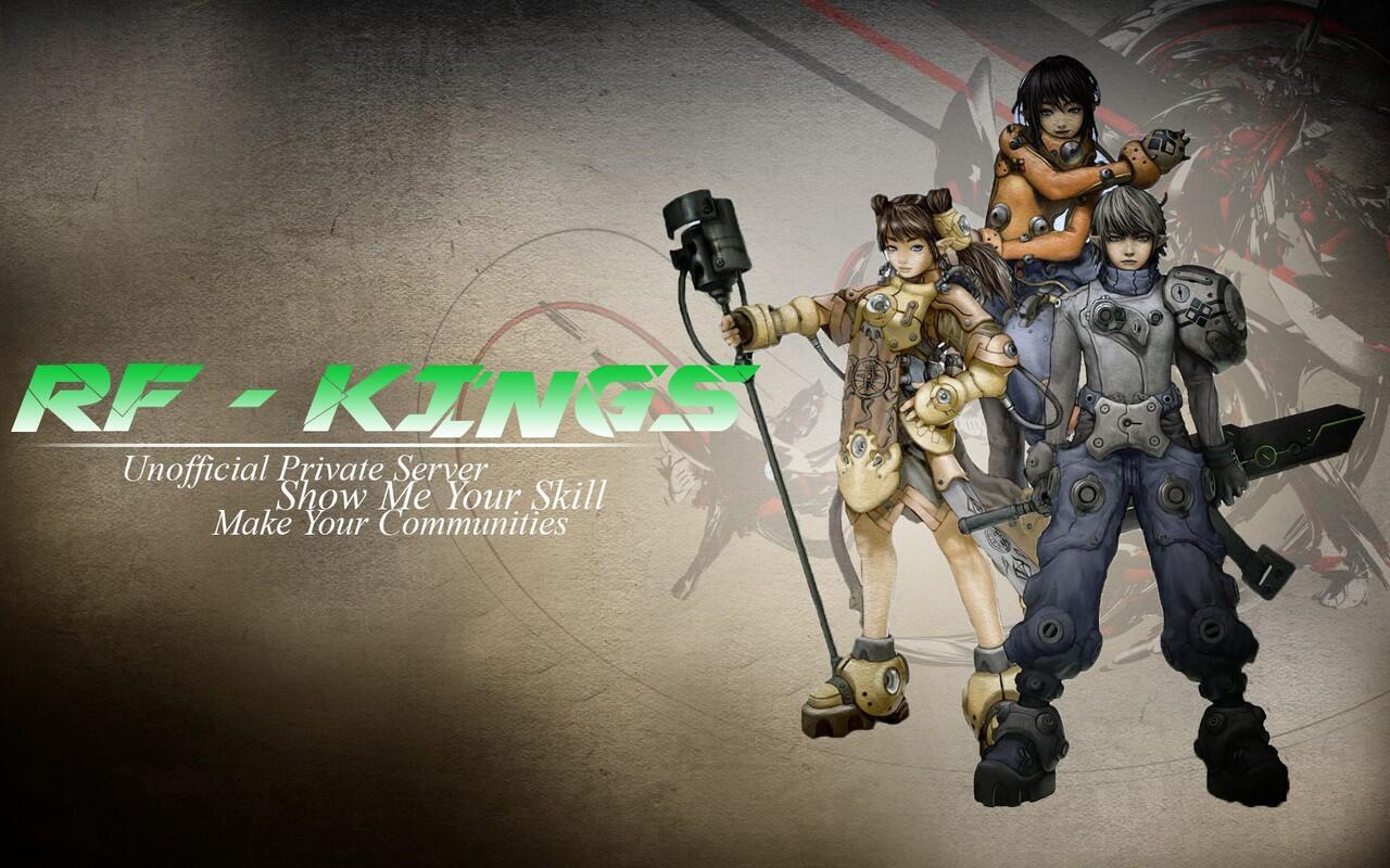 RF Online Kings RPG Server 2.2.3.2 ( Supported By LucuBrb KJT Kaskus Mod )