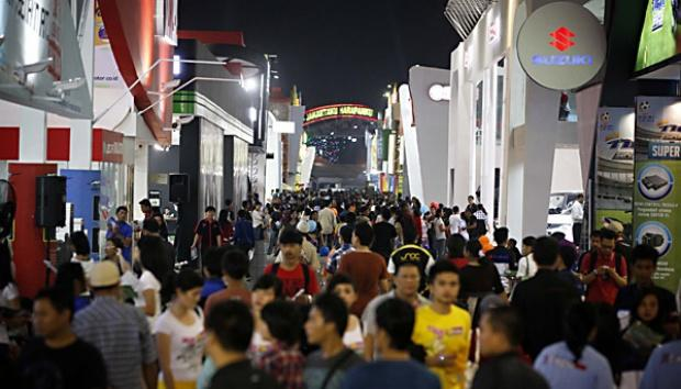 Event Jakarta Fair Kemayoran Resmi Dibuka Hari Ini Gan!