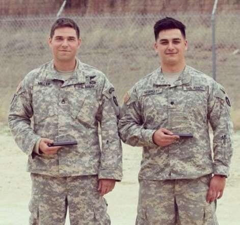 Jordan Norkett, Anak Andi /Rif yang Jadi Tentara AS