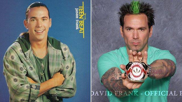 Inilah Wajah Para Pemeran Power Rangers Dulu Dan Sekarang