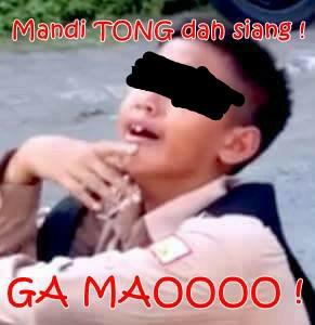 Hey Anak Meme, Stop BullYing Bocah SMP Yang Kena Tilang Di NET 86!