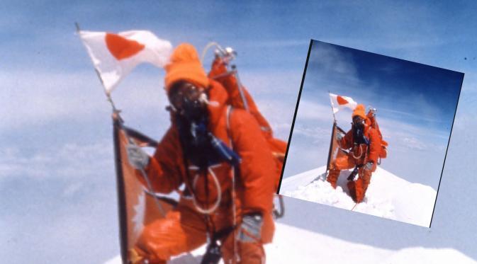 Wanita Pertama Penakluk Gunung Everest