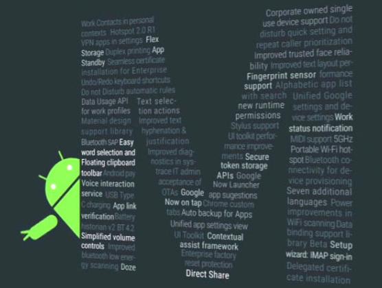 6 Fitur Caggih Android M