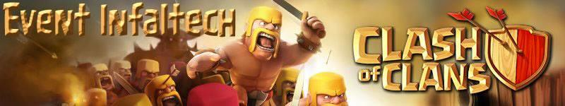 CLASH OF CLANS EVENT SE-INDONESIA