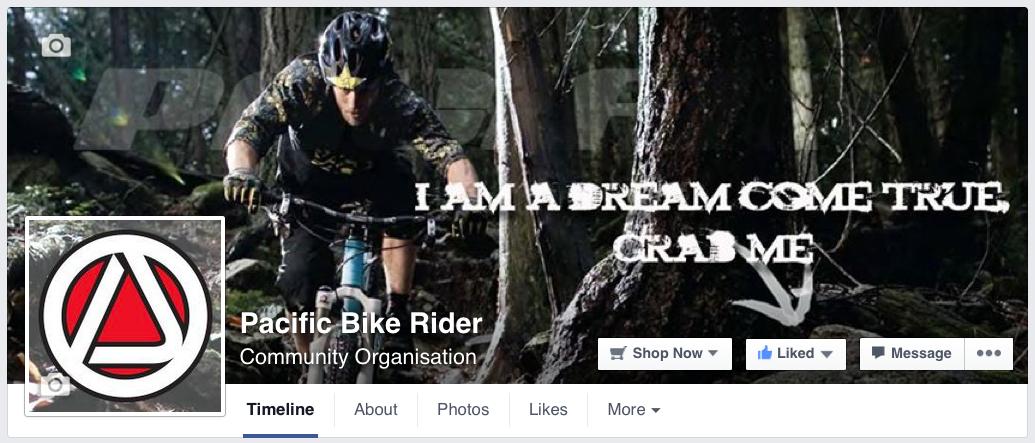 Pacific Bike Rider