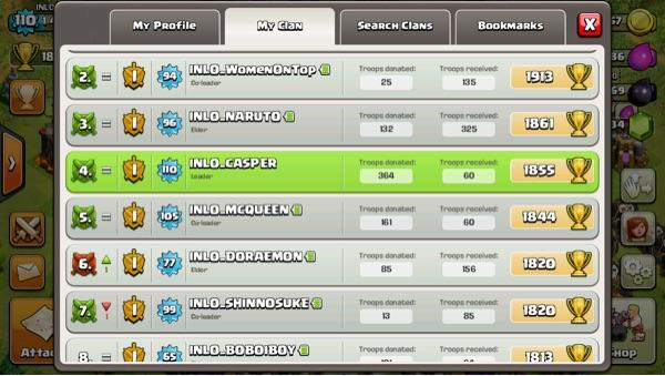 JOIN TO MY CLAN. INDOLOYALITY