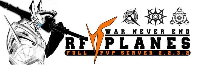RF PLANES 2.2.3.2 FULL PVP SERVER - Private Server Indonesia [OPEN BETA 9 JUNI 2015]