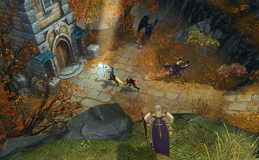 [Reborn] Royal Quest MMORPG Steam