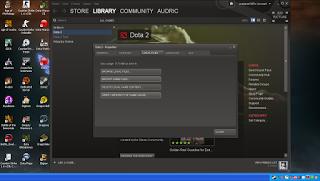 Cara Memperbaiki login DotA 2 yang tidak bisa masuk ke dalam game ...