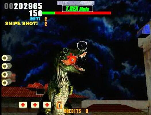 Game-game Jurassic Park yang keren (game Jurassic World
