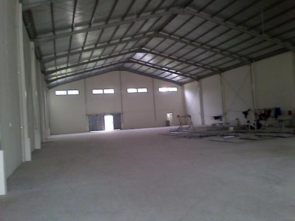 Pabrik dan kantor di cengkareng dan tangerang ditawarkan utk kerjasama, bagi hasil
