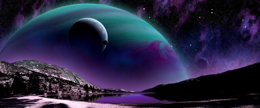 5 Tipe Exo Planet, Yang Mempunyai Ciri Khas Aneh!