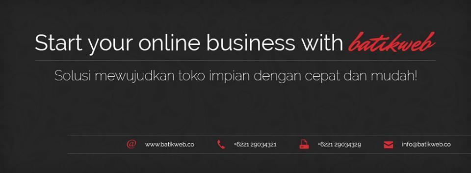 Toko Online Terbaik dari Batikweb