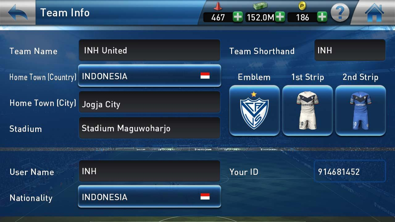 (Android/IOS) PES Club Manager