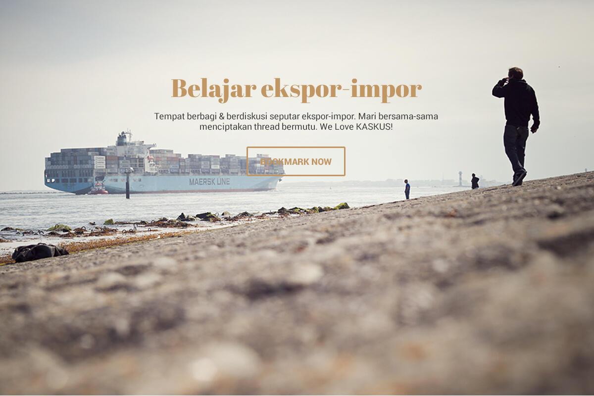 Solusi Belajar Ekspor - Impor