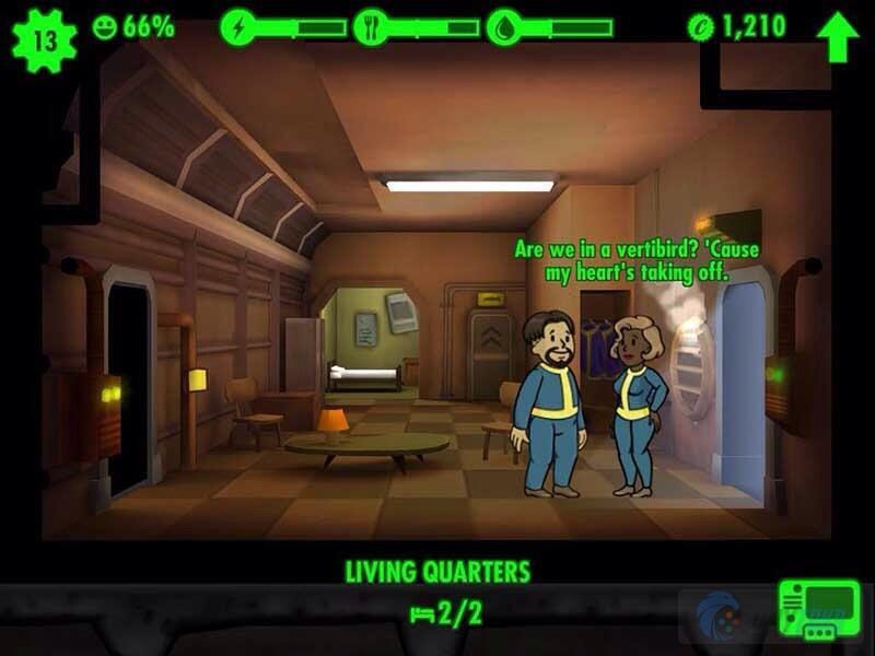 Review Fallout Shelter – Tidak Ada Kehidupan Bawah Tanah Se-Menyenangkan ini