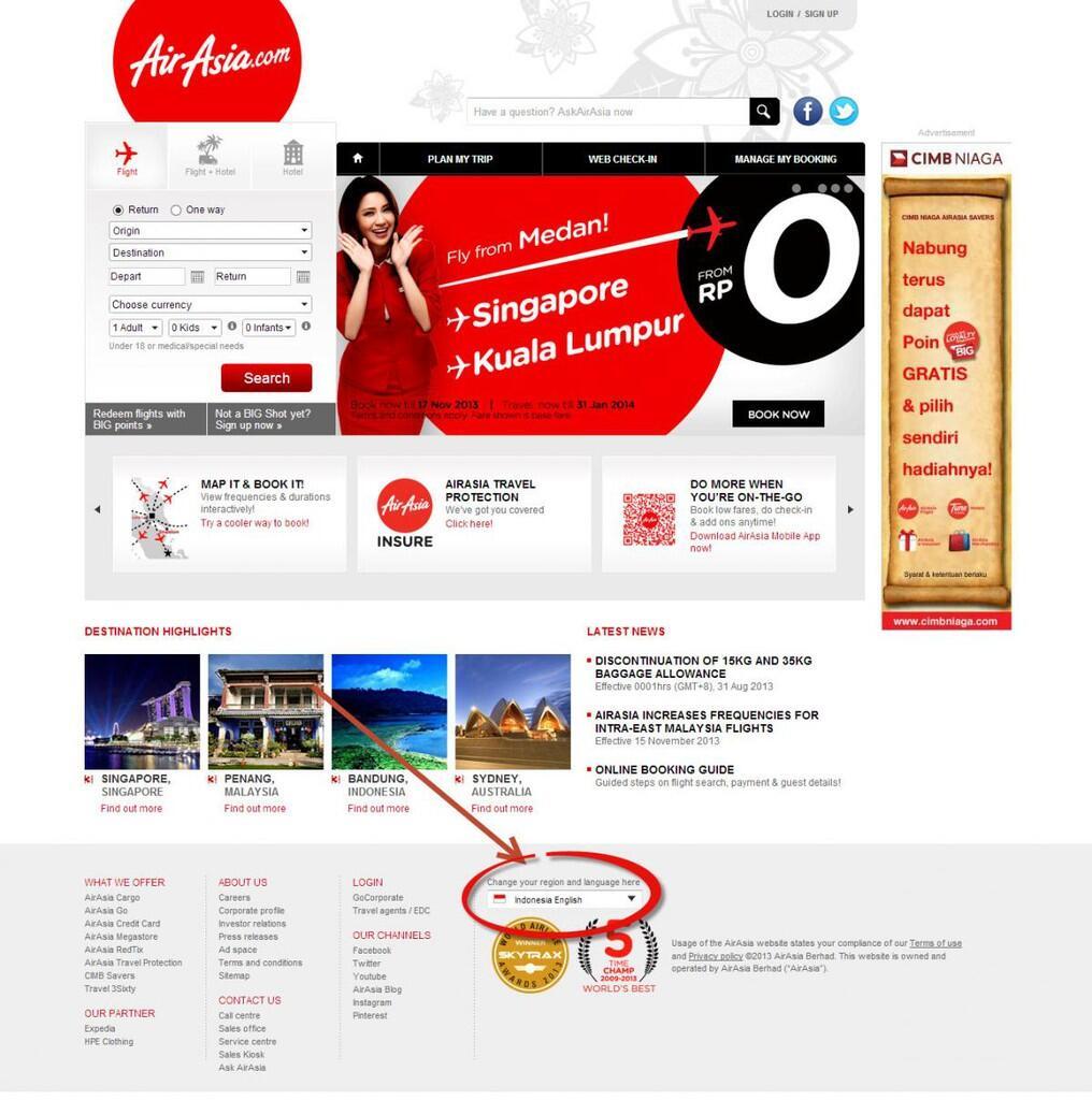 Tips Trick Hunting Tiket Promo Pesawat Murah Kaskus Air Asia