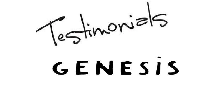 TESTIMONIAL GENESISOFGAME