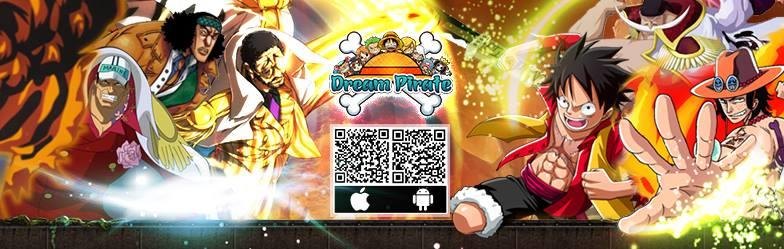 ۩۞۩ஜ[Android/iOS]Dream Pirate 3D – Best One Piece Game for Smartphonesஜ۩۞۩