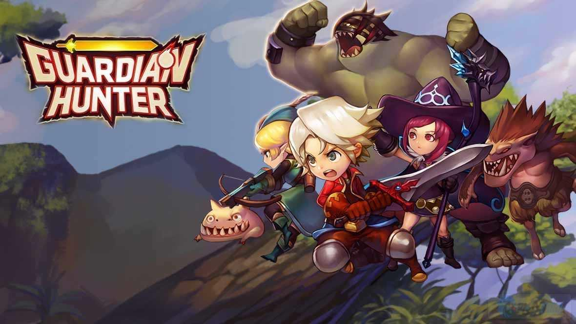 [iOS/ANDROID] Guardian Hunter : SuperBrawlRPG by TOAST