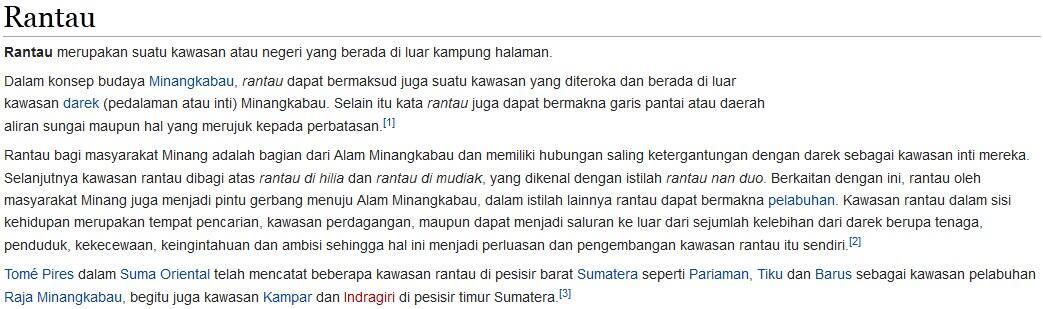 ◄◄◄ ANAK RANTAU INDONESIA | KASKUS RANTAUERZ ►►►