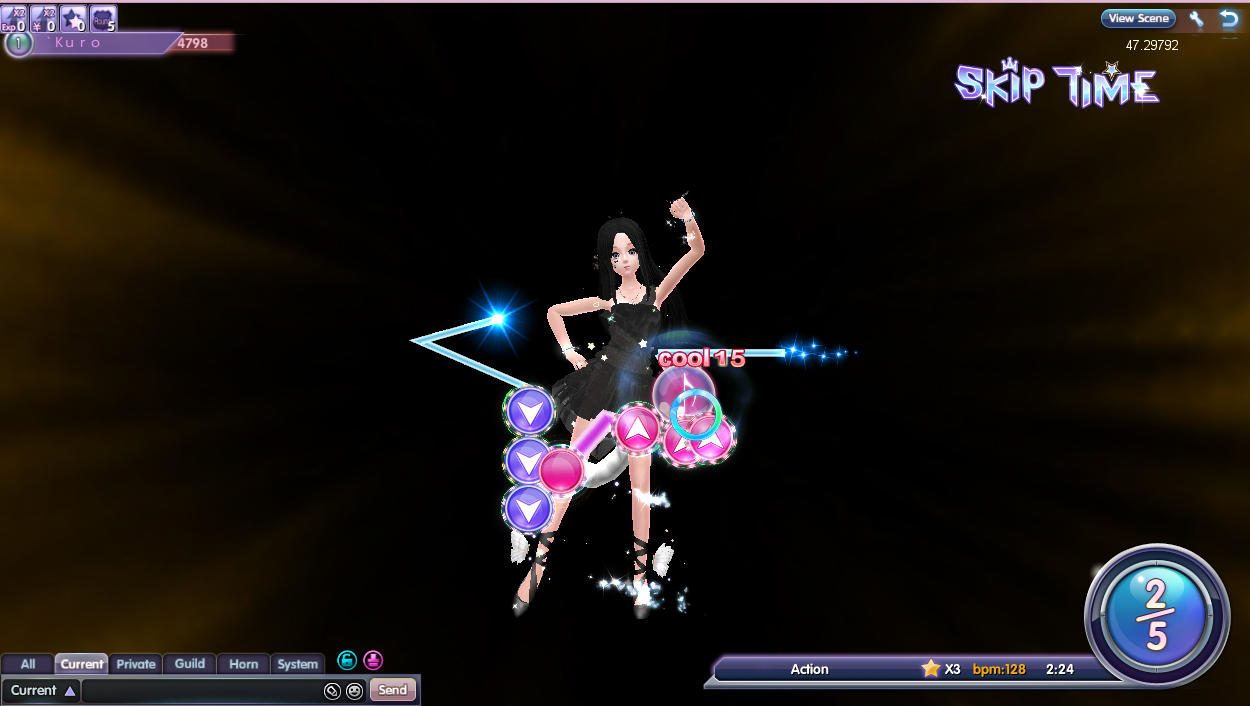 [REVIEW] Touch, 3D K-POP Dance Game