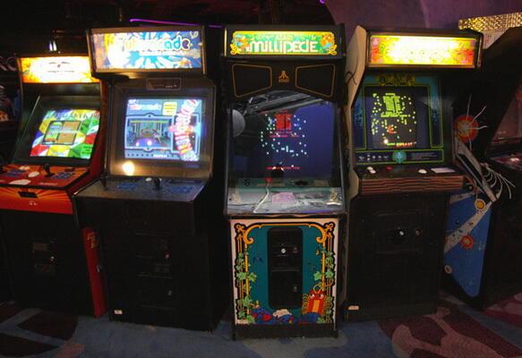 Game-Game Carcade Ding-Dong yang Paling Ngabisin Koin - KASKUS