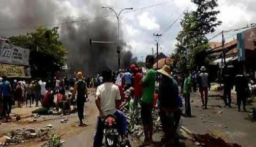 Balasan Dari Kerusuhan Dan Pembubaran Shalat Ied Di Talikora Papua Kaskus