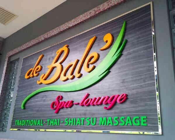 de Bale' SPA BSD CITY a.k.a BonBin