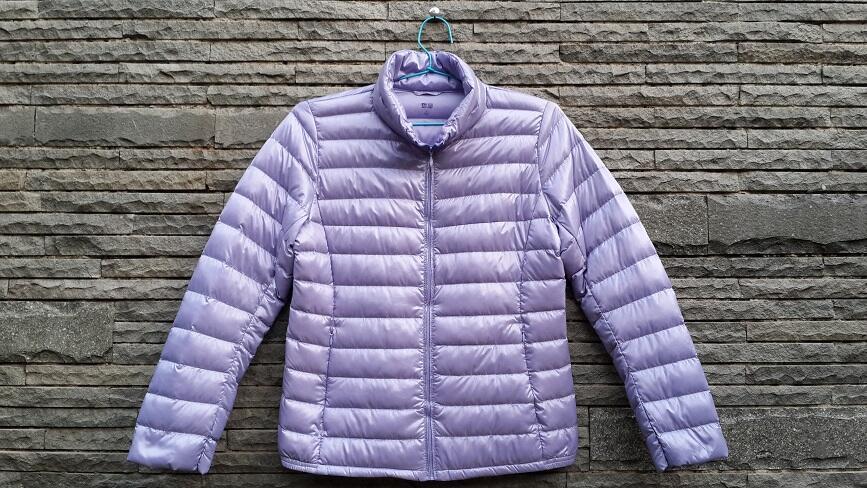 Terjual Jaket Uniqlo Bulu Angsa Ultra Light Down Premium