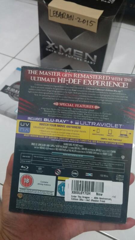 Terjual Thread Jual/Barter Blu-ray Film, DVD Ori, DVD Box