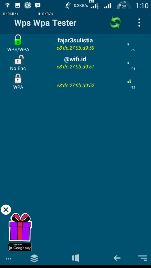 Wps Wpa Tester Aplikasi Pembobol Password Wifi Untuk Android