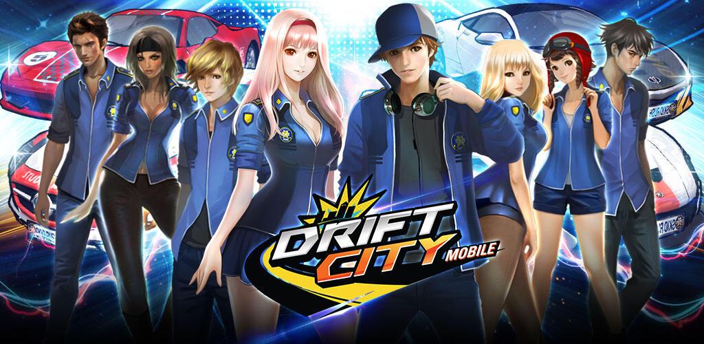 Bagi-Bagi Hadiah di Event Pre-Register Drift City Mobile
