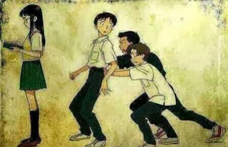 kisah kasih di sekolah (real story)