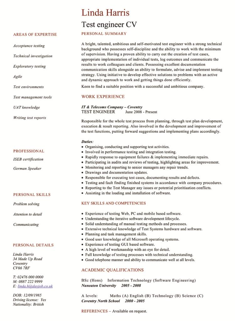 TIPS Membuat CV dengan Standar Internasional
