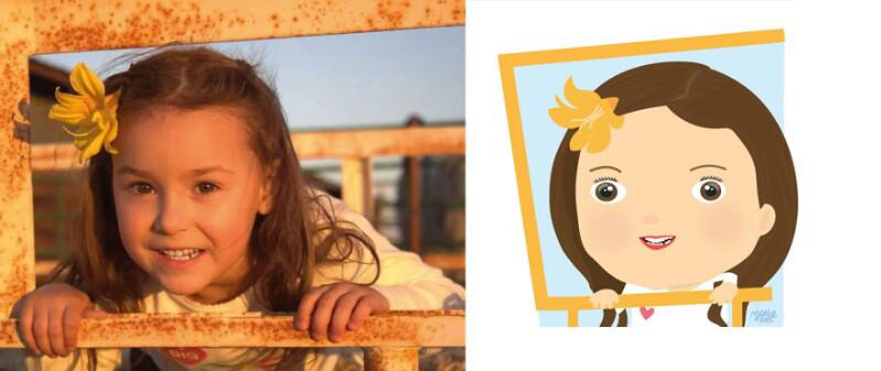 Bahaya, Gadis ini Mencari Anak di Internet untuk Disihir Jadi Gambar!