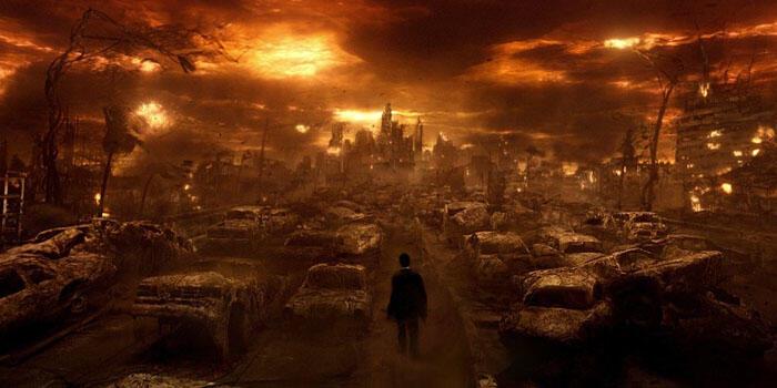 22 AD ( After Doomsday / Setelah Kiamat ) NO SARA!