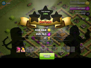 Update lagi BOT Clash of clans Version 4.1.1 GRATISSSS dan work