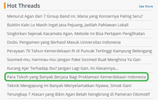 Sosok Tersembunyi di Balik Peristiwa Proklamasi Kemerdekaan Indonesia