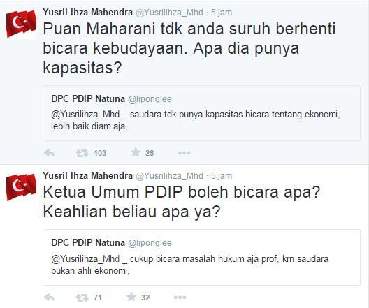 Dianggap Tidak Paham Ekonomi, Netizen Minta Yusril Ihza Mahendra Tutup Mulut!