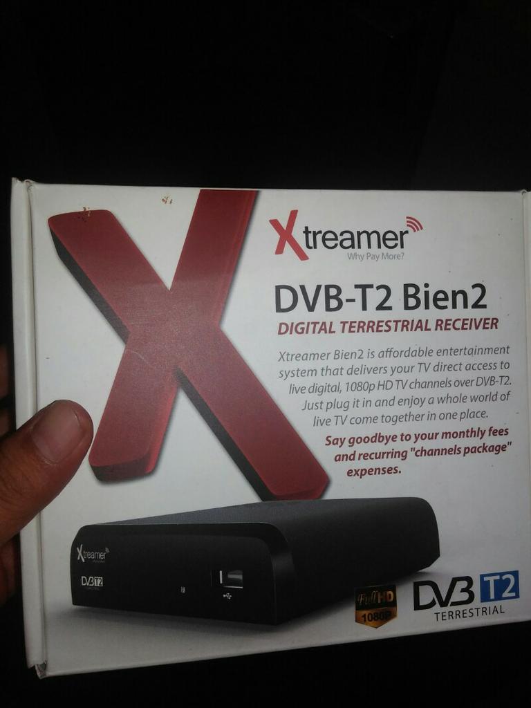[ASK] TAmpilkan subtitle di xtreamer Dv3T2 to Tv
