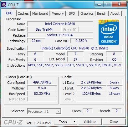 Bisakah Upgrade ProcesornLeptop Lenovo Ideapad 100 ?