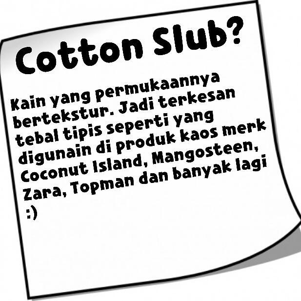 VEINE STORE - Menjual Custom Tee dengan Cotton Slub: Coconut Island, Topman, Zara