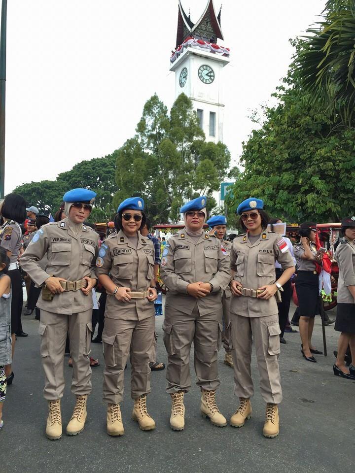 Dirgahayu Polisi Wanita, Mengenal Sejarah Polwan