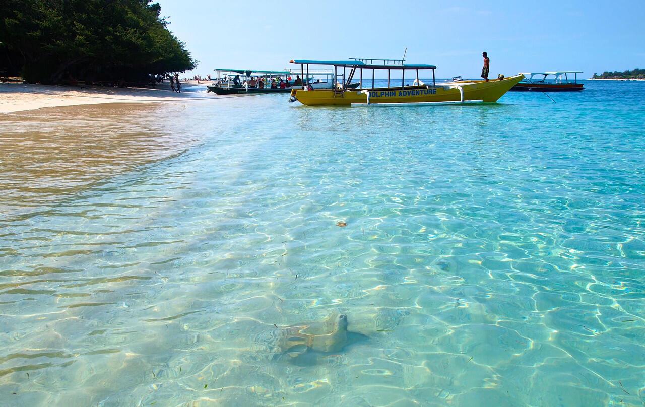 [Sharing] Destinasi - Destinasi Wisata di Pulau Lombok