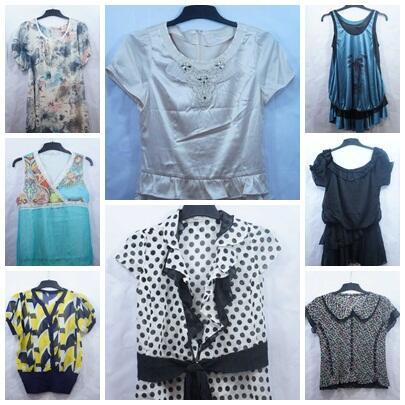 Peluang Bisnis Pakaian Ex Import | Pakaian Wanita | Omset Puluhan Juta