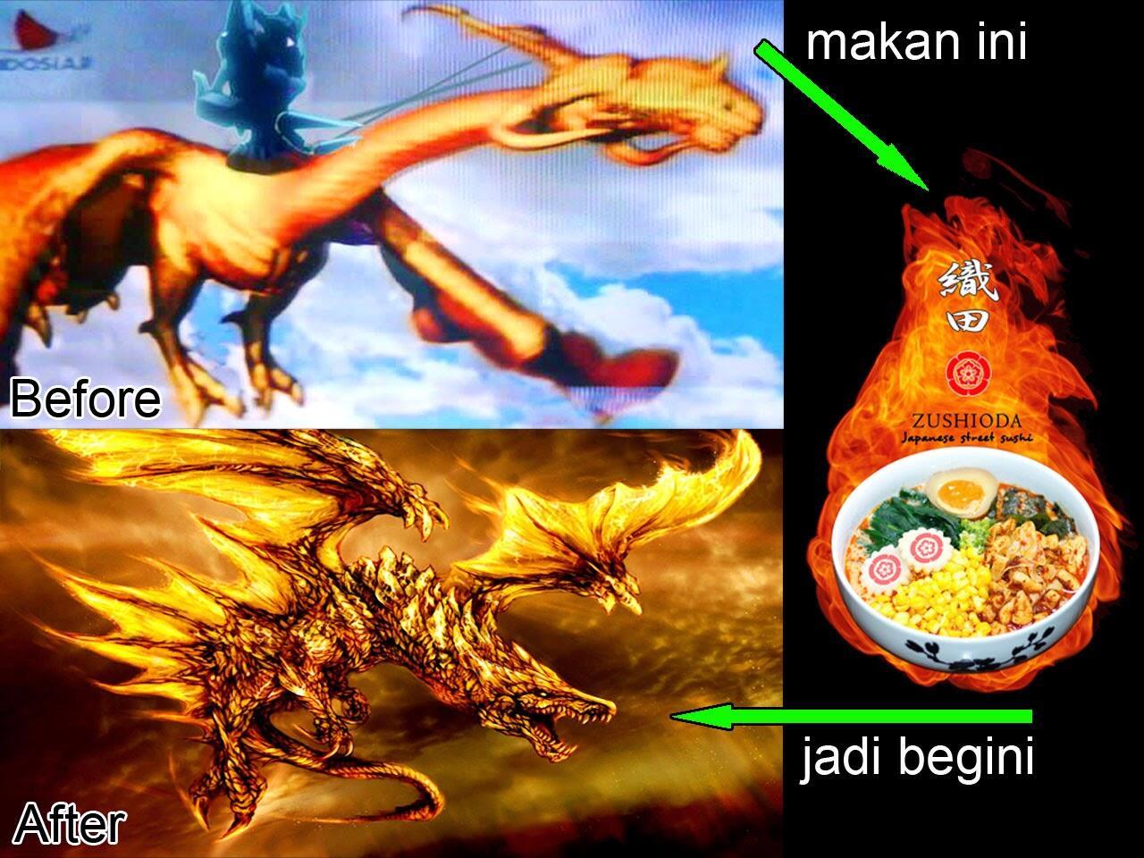 Hewan - Hewan Ini Adalah Titisan Naga di Dunia Nyata