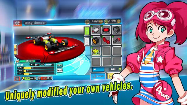 (Android & iOS) Mini 4WD Racer Indonesia (TAMIYA) [★★]™